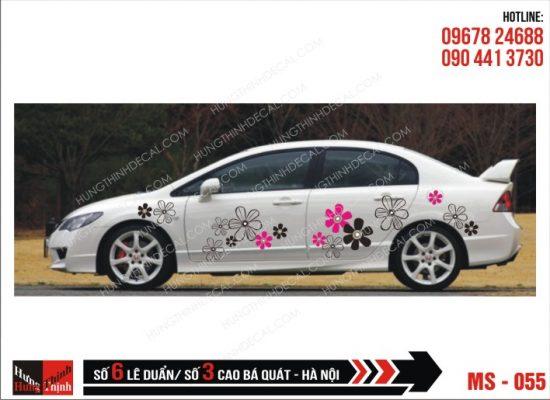 Tem Xe ô tô 4 chỗ - 055