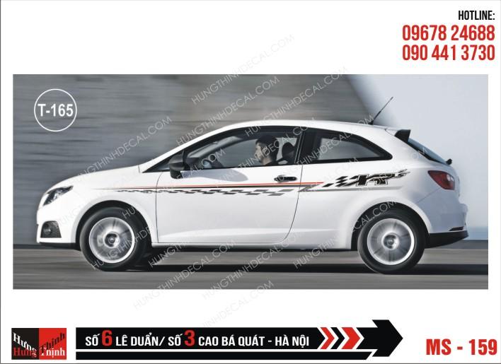 Tem Xe ô tô 4 chỗ – 159