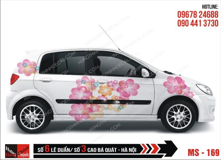 Tem Xe ô tô 4 chỗ – 169